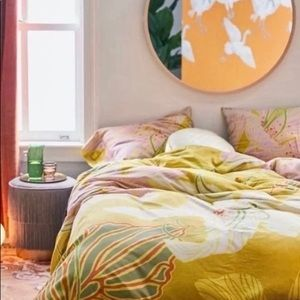 Lily Floral Duvet ~ Urban Outfitters ~ Twin XL!